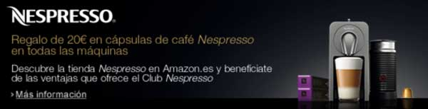 nespresso krups essenza barata rebajas blog de ofertas descuentos amazon