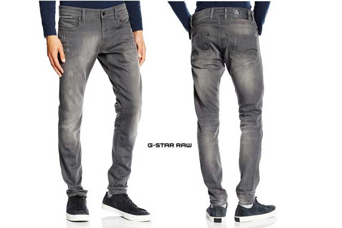 pantalon gstar raw defend super slim barato rebajas blog de ofertas descuentos chollos amazon