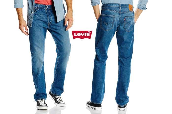 pantalon levis 501 barato descuento rebajas chollos amazon blog de ofertas