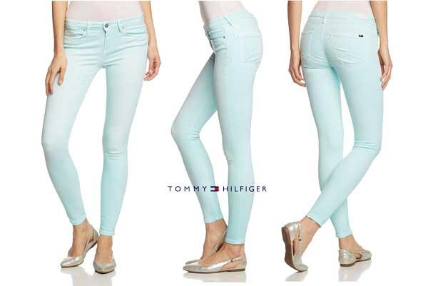 pantalones tommy hilfiger Como Lw Mischa baratos ofertas descuentos chollos blog de ofertas