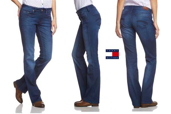 pantalones tommy hilfiger denim Rhonda TIBST baratos ofertas descuentos chollos blog de ofertas