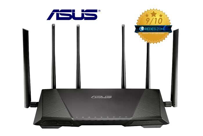 router asus rt-ac3200 barato blog de ofertas rebajas chollos amazon descuentos el mejor modem