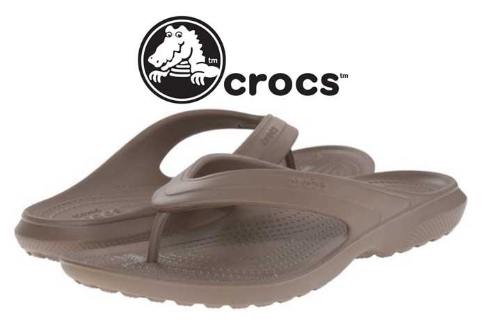 Chanclas Crocs Classic baratas