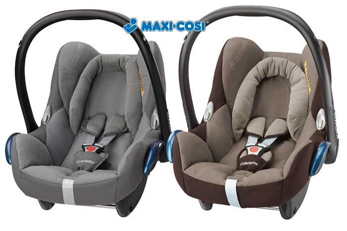 Silla de coche Maxi-Cosi Cabriofix barata blog de ofertas