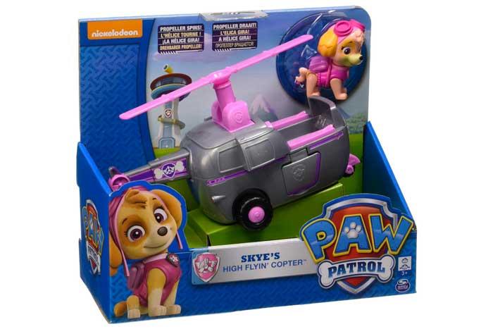Skye y su Helicóptero Patrulla Canina barato blog de ofertas