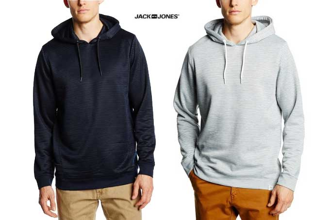 sudadera jack jones jcoroy barata rebajas chollos amazon blog de ofertas bdo