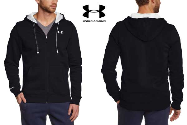 sudadera under armour CC Storm Rival barata oferta descuento chollo blog de ofertas