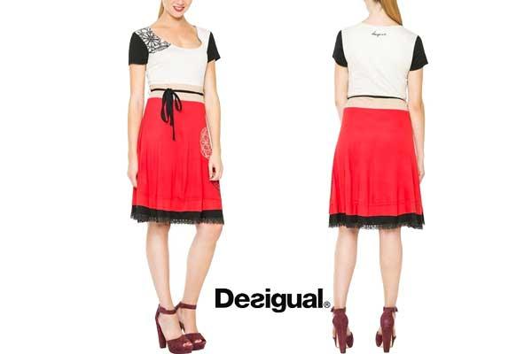 vestido desigual altaír barato oferta descuento chollo blog de ofertas