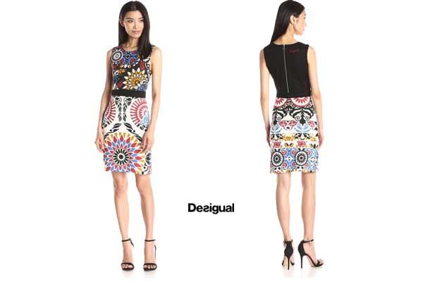 vestido desigual bianca barato oferta descuento chollo blog de ofertas