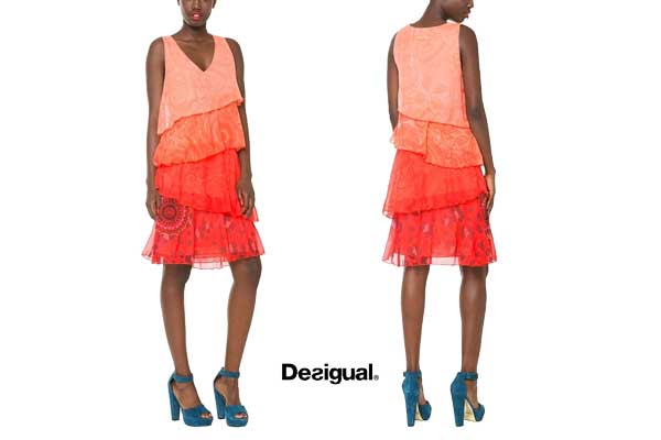 vestido desigual nerea barato oferta descuento chollo blog de ofertas