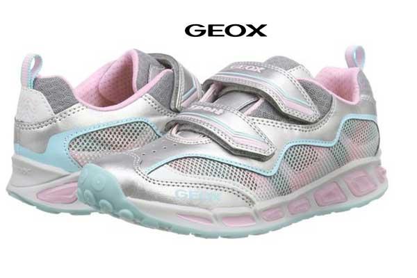 zapatillas Geox J SHUTTLE GIRL B baratas ofertas descuentos chollos blog d ofertas