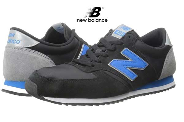 Chollo! zapatillas New Balance U420 baratas 39€ -53% Descuento