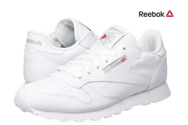Chollo! Zapatillas Reebok Classic Leather baratas 31,9
