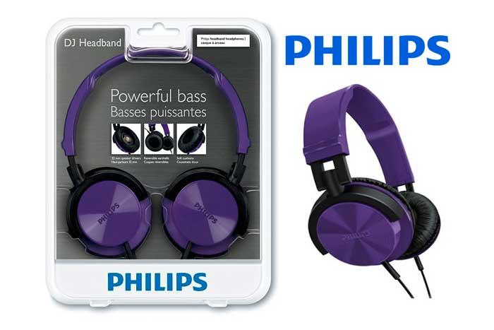 auriculares Philips Style DJ baratos chollos amazon blog de ofertas BDO