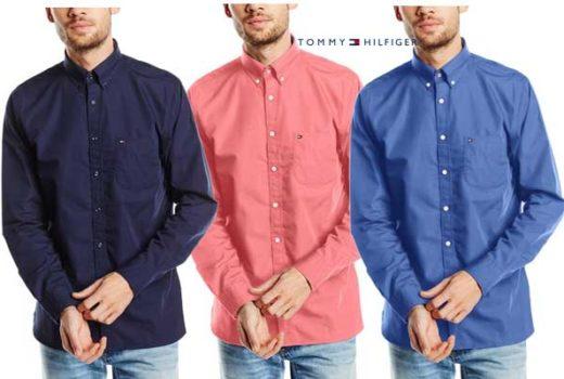 camisa tommy hilfiger casual barata oferta descuento chollo blog de ofertas