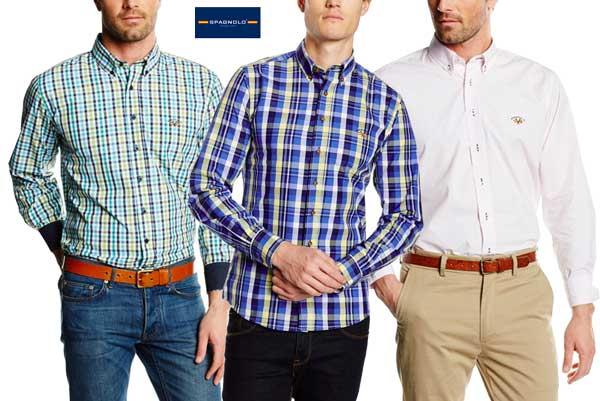 camisas spagnolo Popelin baratas ofertas descuentos chollos blog de ofertas.jpg
