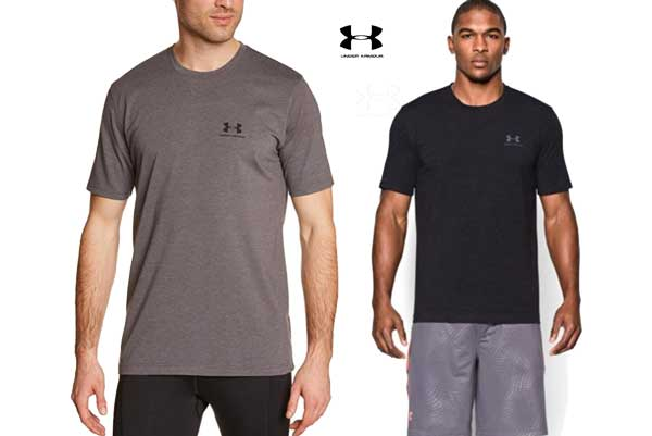 camiseta Under Armour fitness barata oferta descuento chollo blog de ofertas