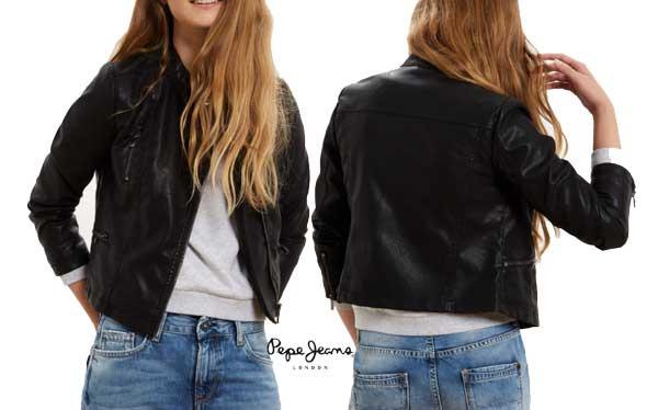 chaqueta Pepe Jeans jAYLA TEEN barata oferta descuento chollo blog de ofertas