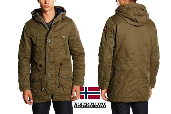 chaqueta napapijri aiden barata oferta descuento chollo blog de ofertas