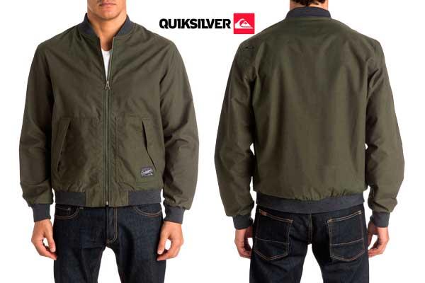 chaqueta quiksilver Dark Journeys barata oferta descuentos chollo blog de ofertas