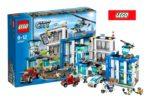 ¡Chollo! Comisaría de Policia Lego barata 59,95€ -50% Descuento