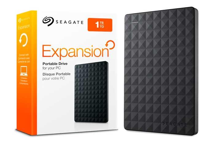 Disco Duro Seagate Expansion 1TB barato blog de ofertas BDO