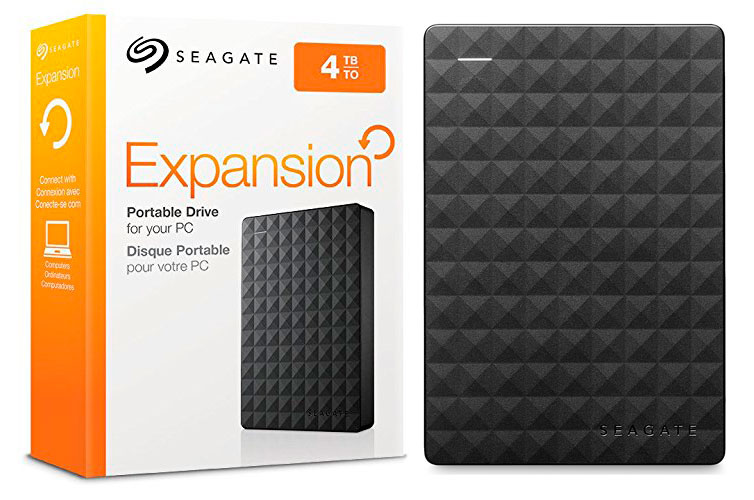 disco duro seagate expansion 4tb barato chollos amazon blog de ofertas bdo