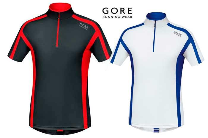 camiseta gore running wear air zip barata chollos amazon rebajas blog de ofertas BDO