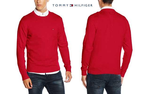 jersey Tommy Hilfiger Pima barato oferta descuento chollo blog de ofertas