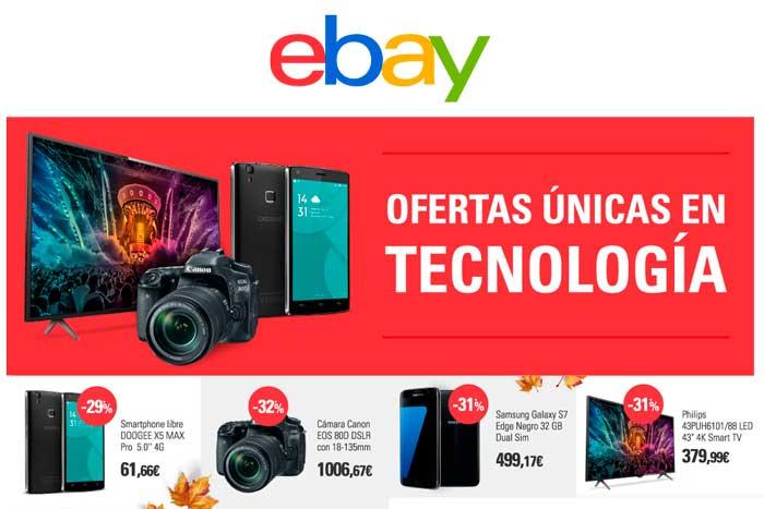 ofertas unicas en tecnologia en ebay