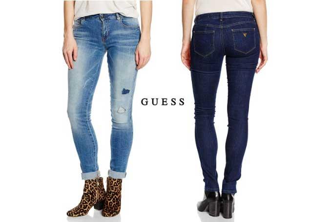 pantalon guess curve x barato chollos amazon rebajas descuento blog de ofertas BDO