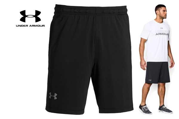 pantalones cortos under armour raid 8 baratos ofertas descuentos chollos blog de chollos