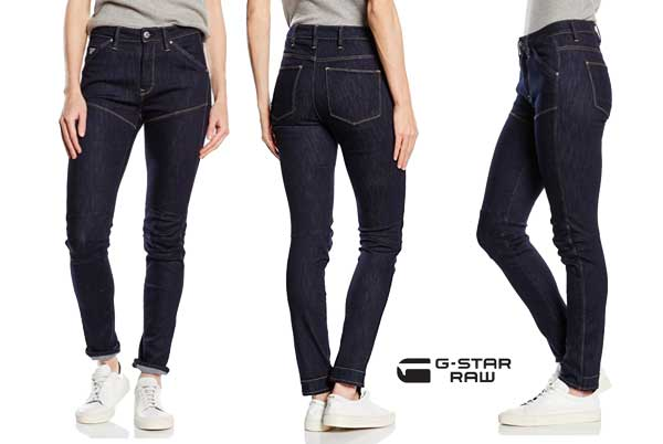 pantalones g star 5620 Elwood Ultra High baratos ofertas descuentos chollos blog de ofertas