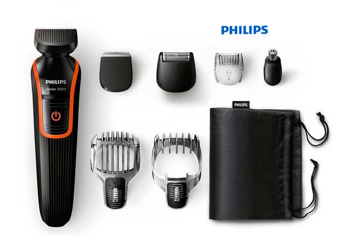 recortadora set de arreglo personal philips multigroom qg3340-16 barata blog de ofertas BDO