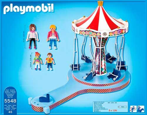 playmobil carrusel de feria barato blog de ofertas bdo