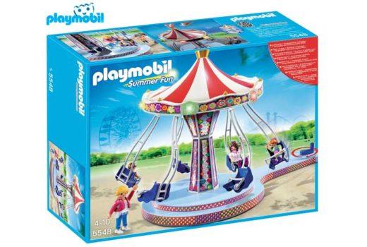 playmobil feria carrusel barato chollos amazon blog de ofertas BDO