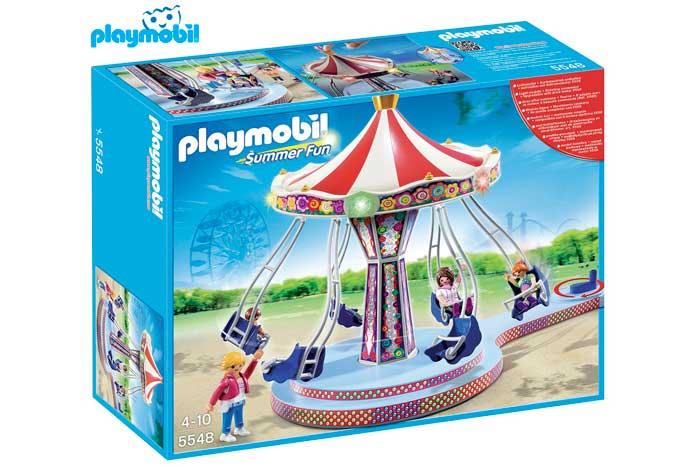 playmobil carrusel de feria barato chollos amazon blog de ofertas BDO
