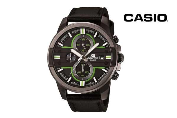 reloj casio EFR-543BL -1AVUEF barato oferta descuento chollo blog de oferta