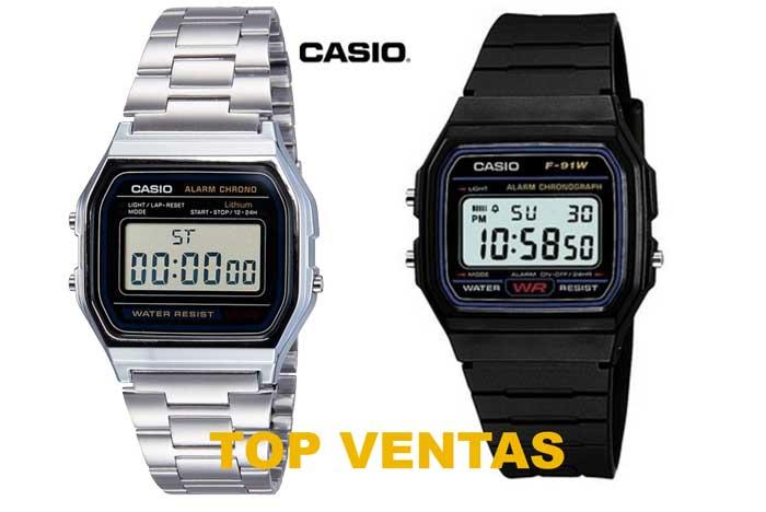 relojes top ventas en amazon chollos rebajas descuentos blog de ofertas BDO