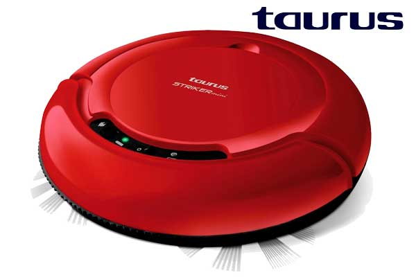 robot aspirador taurus Striker mini barato oferta descuento chollo blog de ofertas