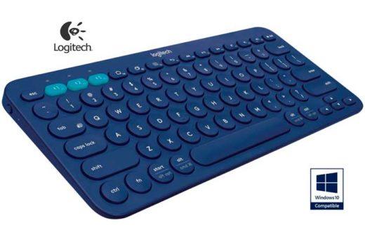 teclado inalambrico logitech k380 barato chollos amazon blog de ofertas BDO