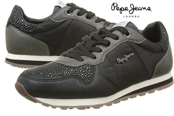 zapatillas pepe jeans Verona baratas ofertas descuentos chollos blog de ofertas