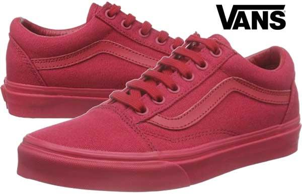 zapatillas vans V4OJAEF baratas ofertas descuentos chollos blog de ofertas