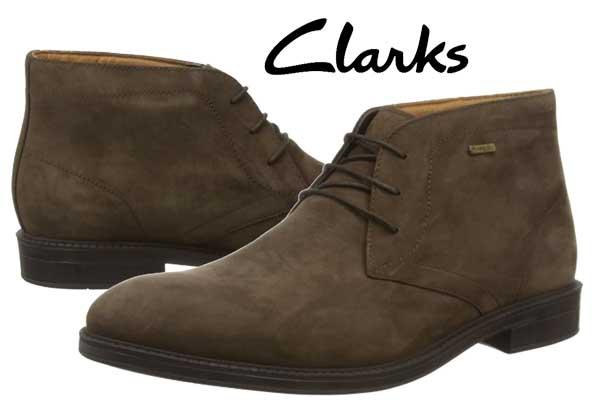 zapatos clarks Chilver Hi GTX baratas ofertas descuentos chollos blog de ofertas