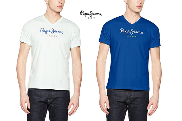 Camiseta Pepe Jeans Eggo barata oferta descuento chollo blog de ofertas bdo .jpg
