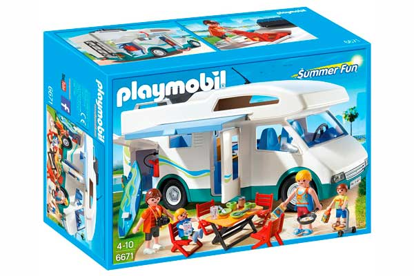 Caravana playmobil barata oferta descuento chollo blog de ofertas