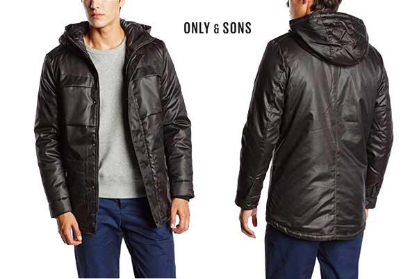 Chaquetón Only & Sons Thomas barato oferta descuento chollos blog de ofertas