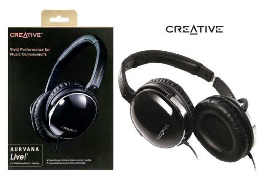 auriculares creative aurvana live baratos chollos amazon blog de ofertas BDO