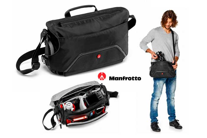 bolsa manfrotto advanced pixi messenger barata rebajas chollos amazon blog de ofertas BDO