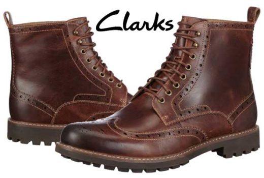 botas Clarks Montacute baratas ofertas chollos blog de ofertas